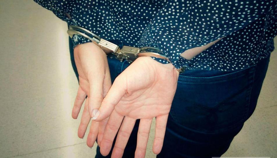 Les detingudes, veïnes de Vila-seca, acumulenun total 22 antecedents policials.