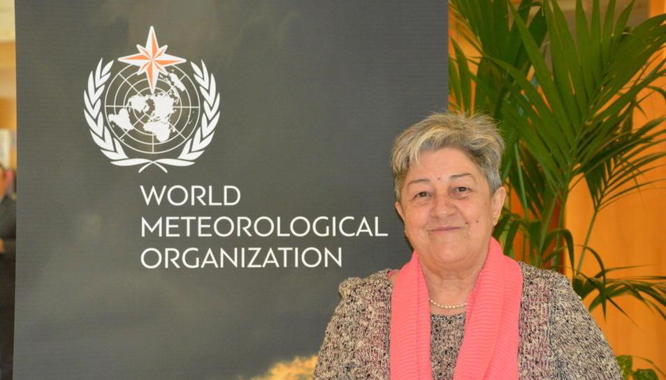 Manola Brunet també és professora del Departament de Geografia de la URV a Vila-seca.