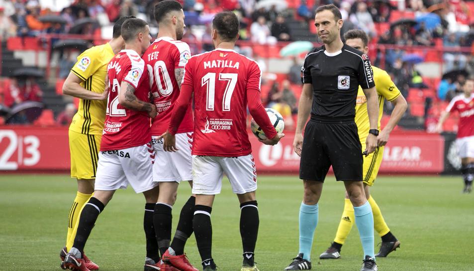 El Nàstic se la jugarà a Huesca.