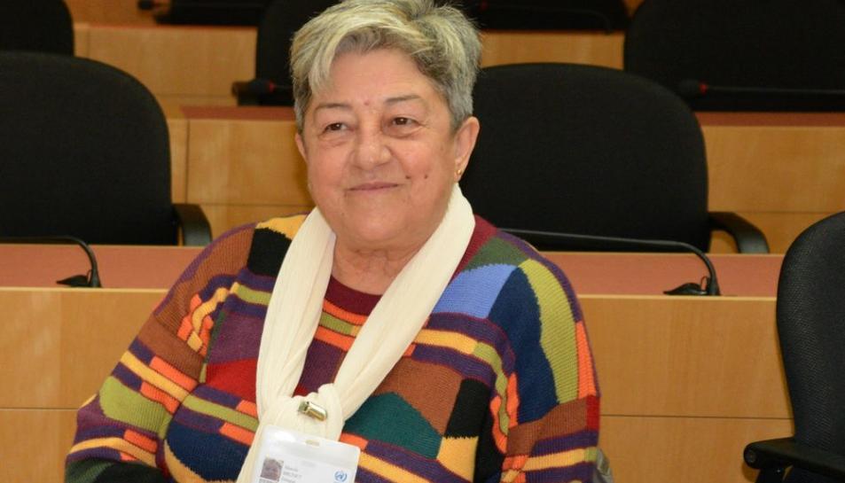 Manola Brunet, candidata a ser nomenada Català de l'Any.