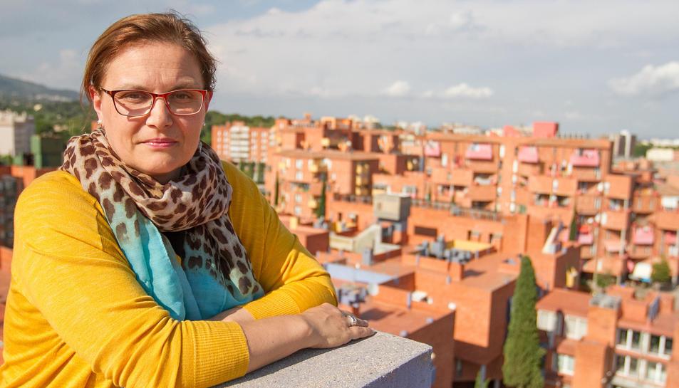 L'associació de veïns que presideix Maria del Mar Escoda té més de trenta anys de vida.