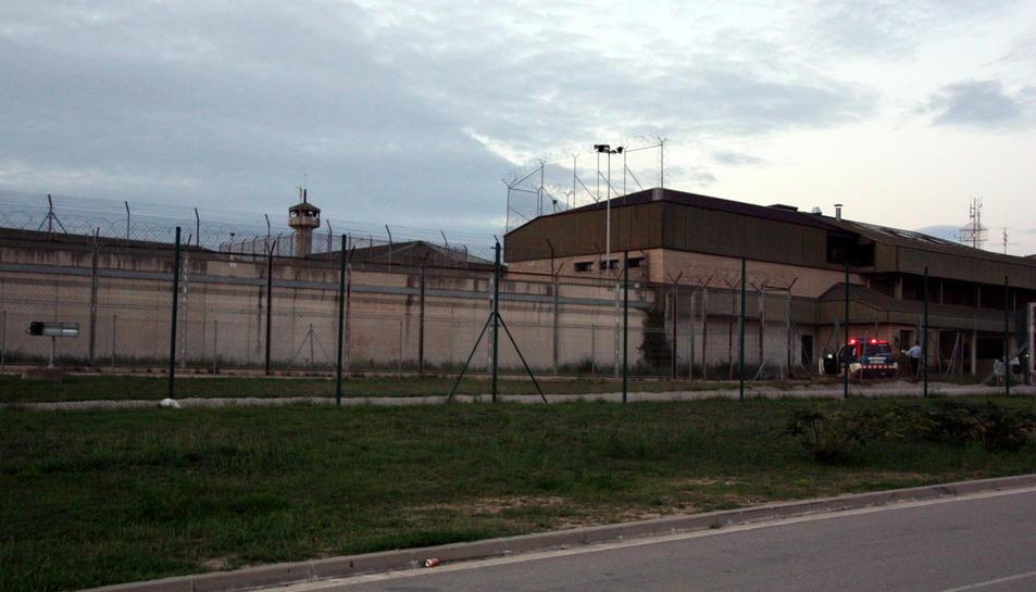Imatge de la presó de Quatre Camins.