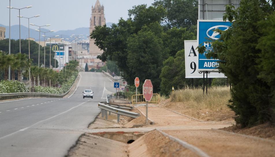 Els treballs suposen una inversió de 44.000 euros i tenen un termini d'execució de dos mesos.