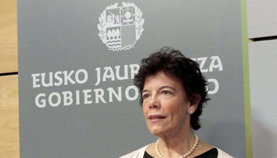 Imatge d'arxiu d'Isabel Celáa.