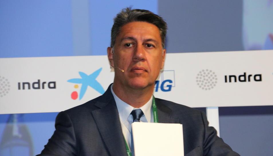 El líder dels populars catalans, Xavier García Albiol.