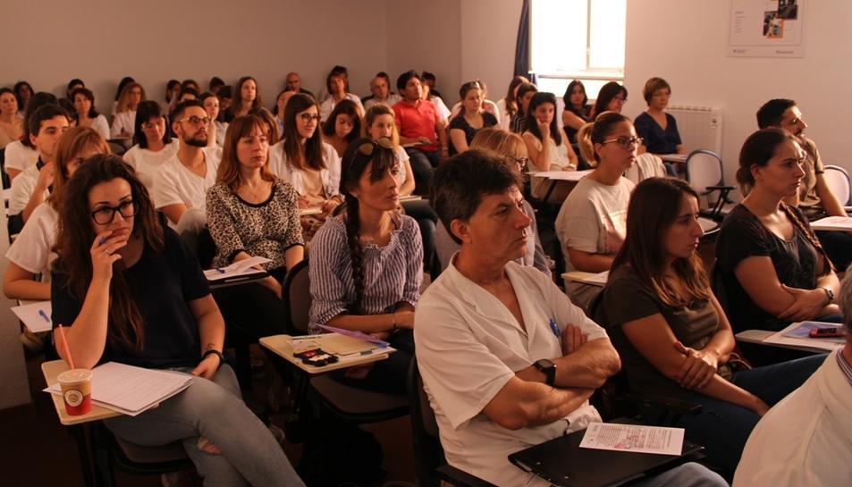 Mes de 80 professionals de la salut de Catalunya han participat a la I Jornada d'Ortogeriatria del Tarragonès.