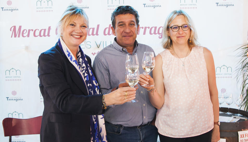 Presentació Fira del Vi DO Tarragona.