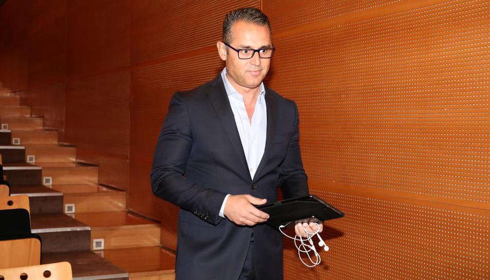José Rodríguez Baster, propietari de Promoesport.