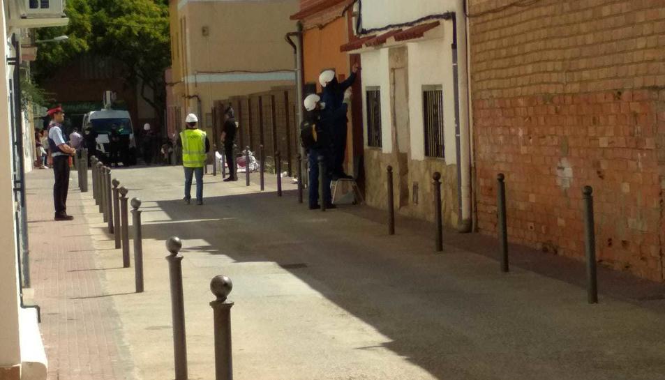 Més agents, al carrer.