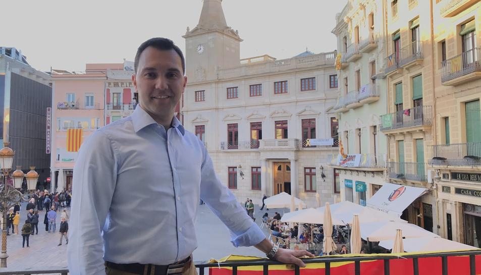 Daniel Rubio ha estat nomenat secretari general del partit.