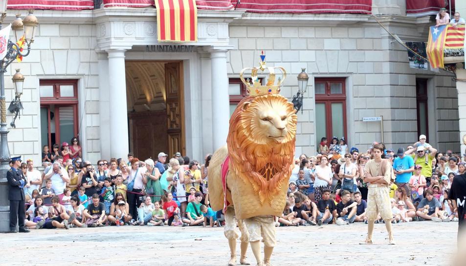 Dia de Sant Pere a Reus