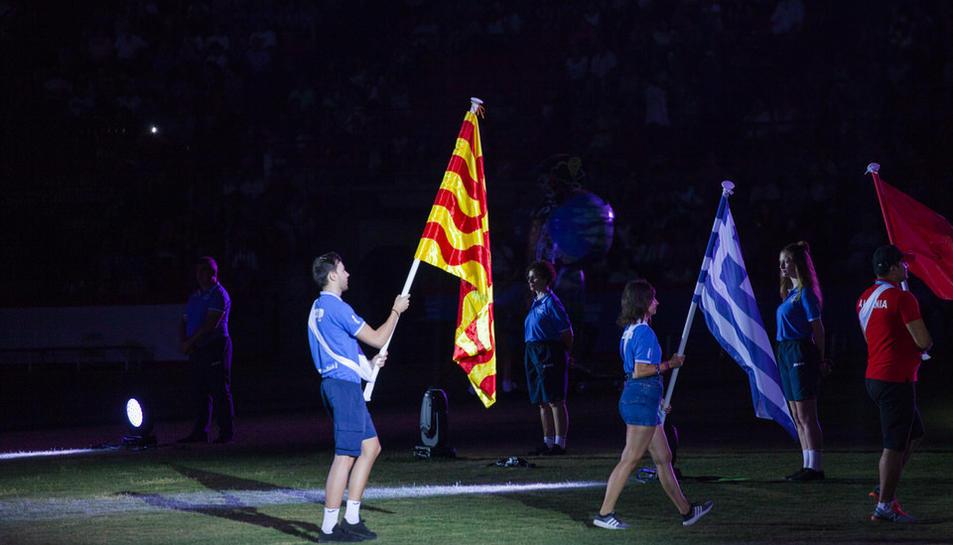 L'acte de clausura dels Jocs Mediterranis (5)