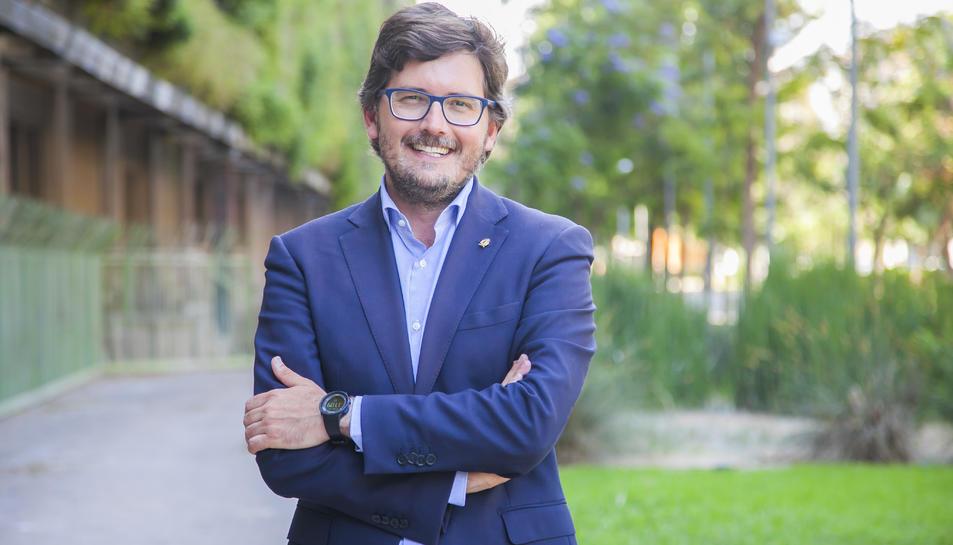 Javier Villamayor marxarà de vacances en uns dies després del cansament que li ha suposat la celebració dels Jocs Mediterranis Tarragona 2018.