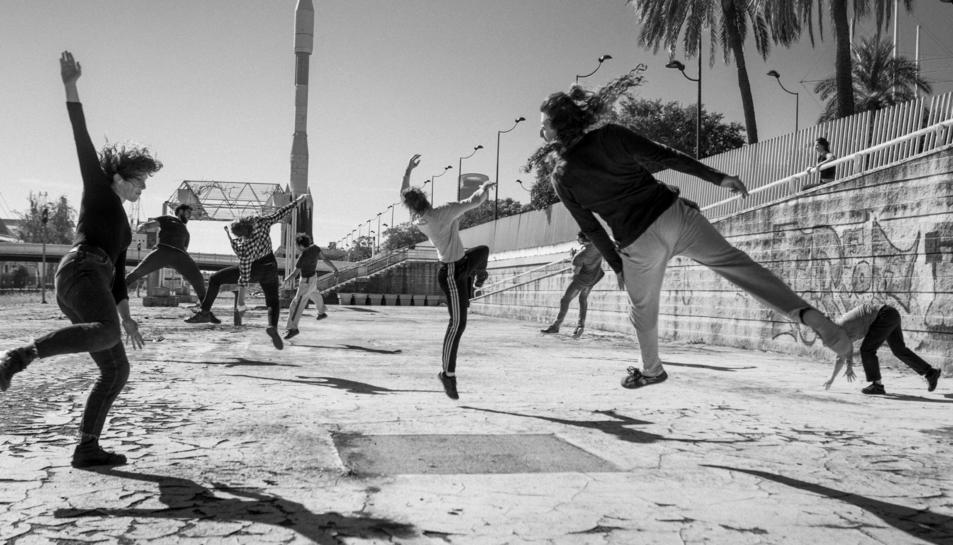 'Shapers' és una de les dues propostes que s'enmarquen en aquest cicle de dansa.
