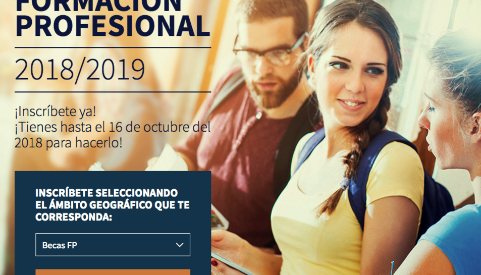 Nueva Convocatoria De Becas De Fp De Fundación Repsol Y El