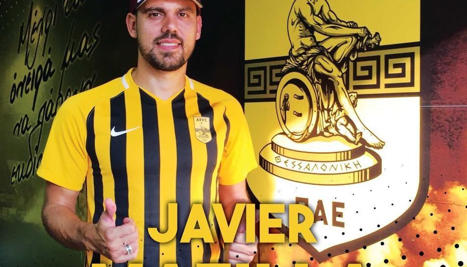 Javier Matilla.
