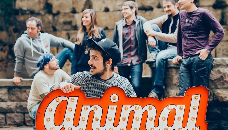Animal és un dels grups que tocarà al Festival Sota la Palmera.
