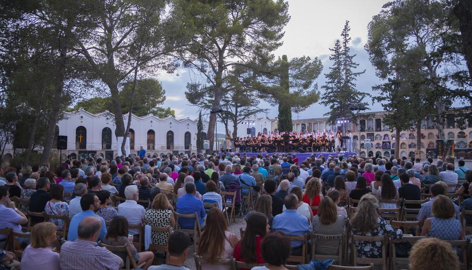 El concert ha celebrat enguany la seva tercera edició.