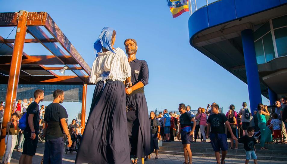 Processó Marítima de la Mare de Déu del Carme del Serrallo