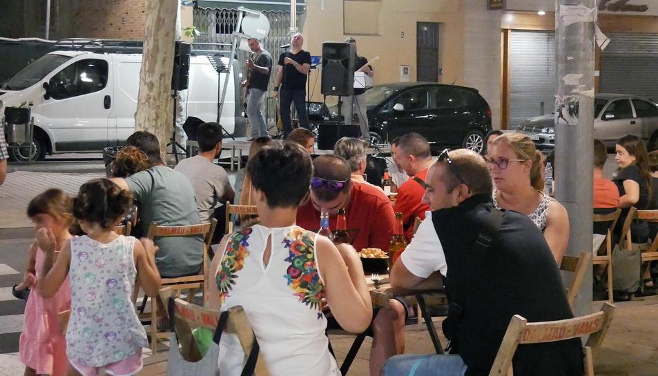 Bars, restaurants i fleques han ofert durant quatre dies les seves receptes a un preu de 2,5 euros amb consumició inclosa.