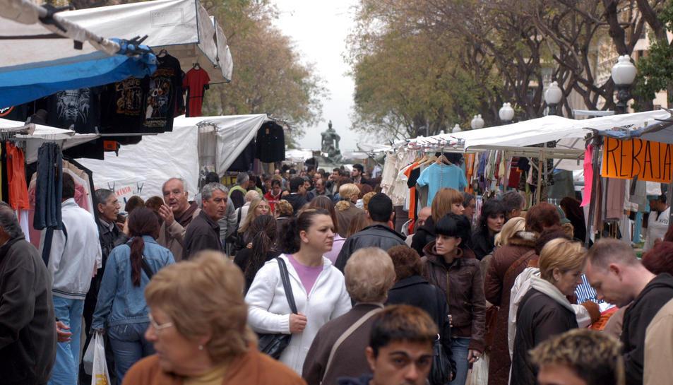 Els marxants tornaran a la plaça Corsini el 24 de juliol.