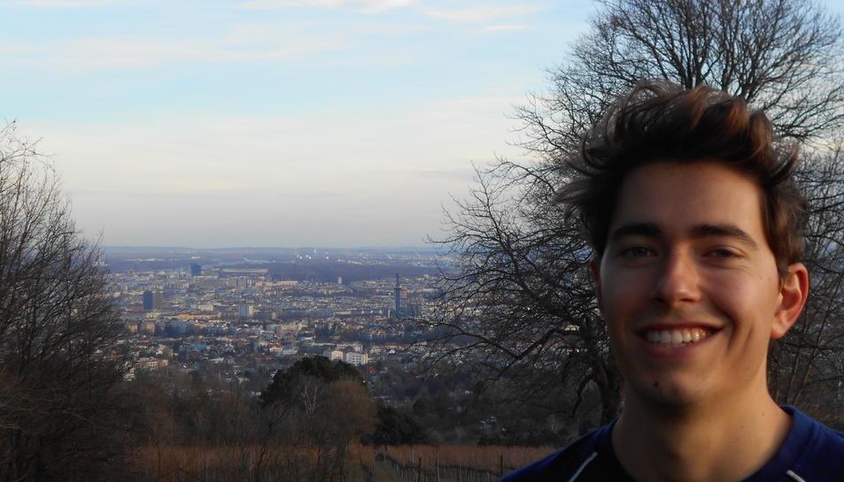 El reusenc va conèixer el país en un Erasmus mentre estudiava Turisme a la URV.