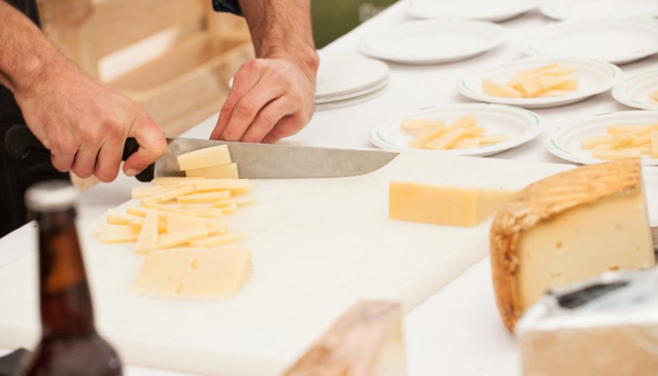 El festival itinerant està destinat als amants de la cervesa artesana i el formatge.