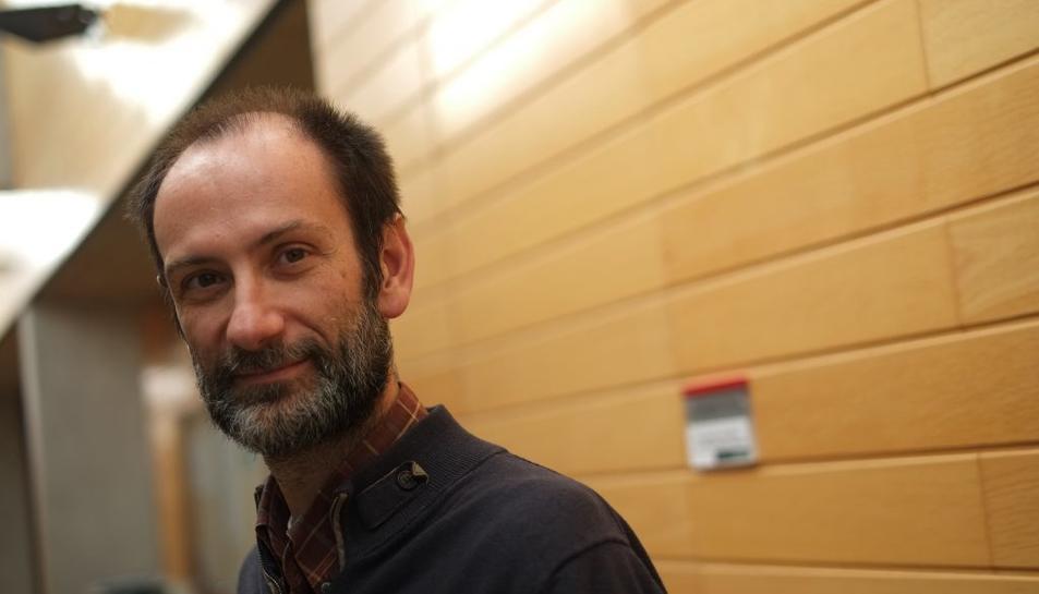 Eduard Llobet, director del grup Microsistemes i Nanotecnologies per l'Anàlisi Química (MINOS).