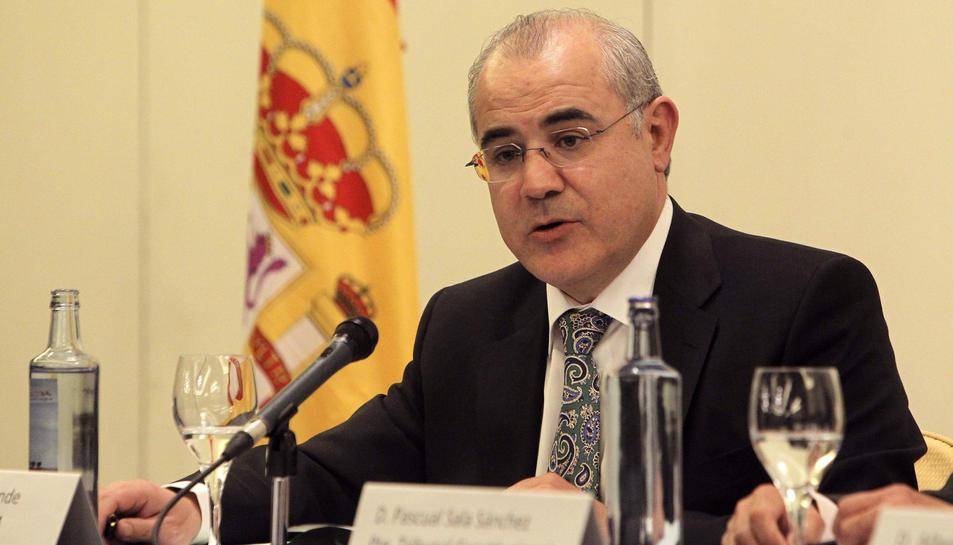 El magistrat del Tribunal Suprem Pablo Llarena.