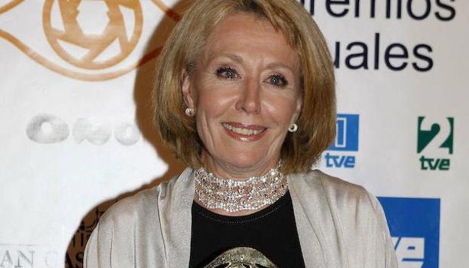 Rosa María Mateo serà la màxima resposable, temporal, de RTVE.