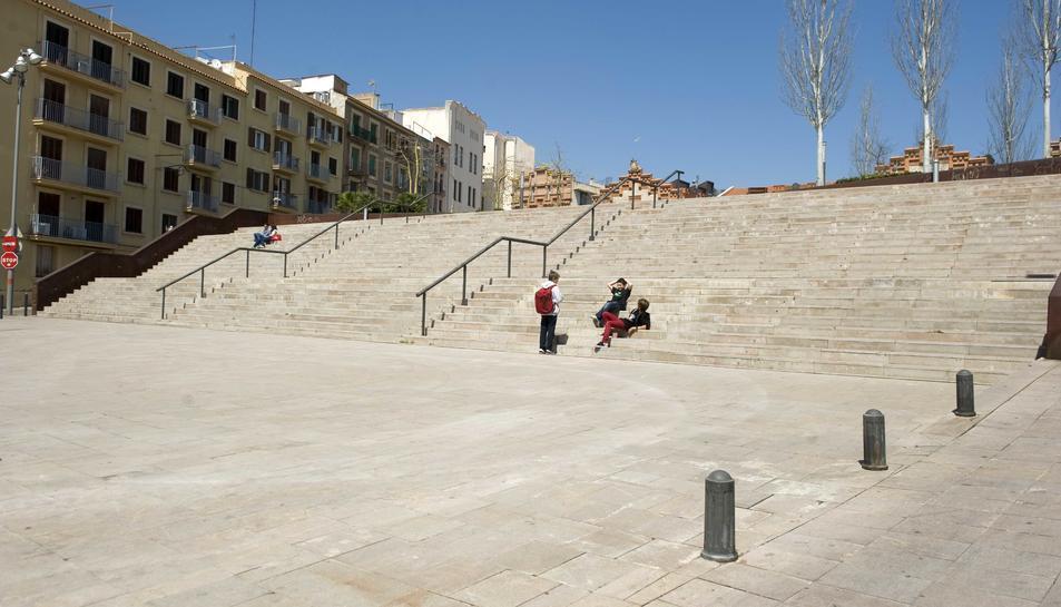 L'empresa municipal arrossega problemes econòmics a causa del deute del pàrquing Jaume I.