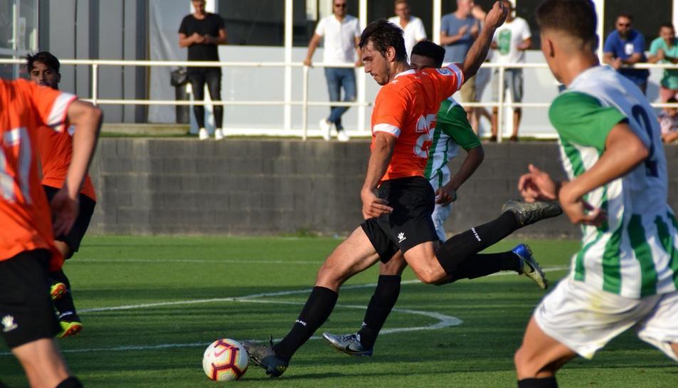 Lekic ha fet el primer gol reusenc de la pretemporada.