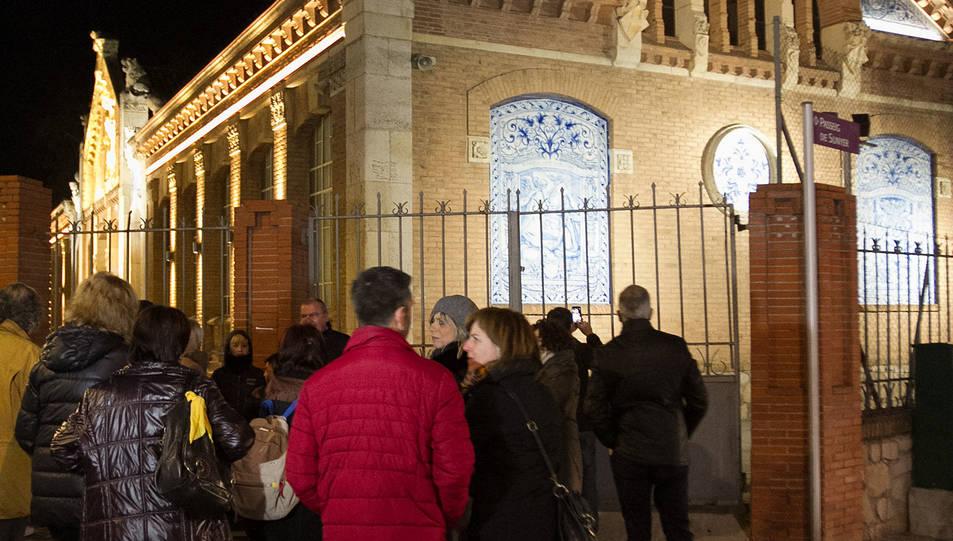 L'Ajuntament va col·locar, al març, nova llum a la Prat de la Riba.