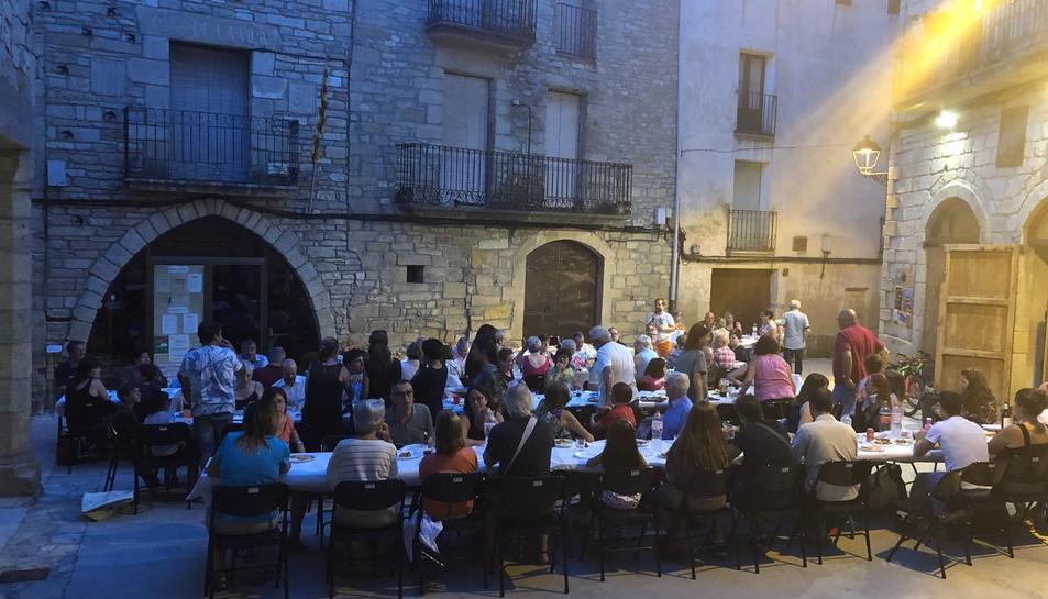 El 14 de juliol es va celebrar el concurs de truites.