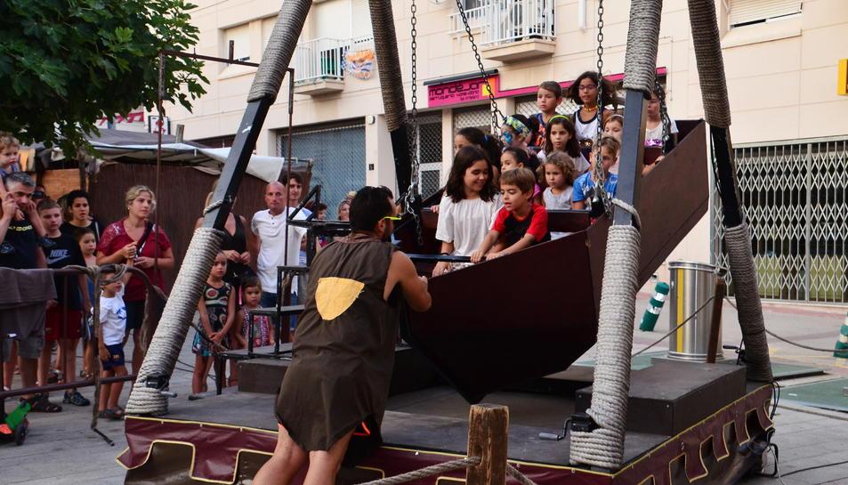 Roda de Berà acollirà el Mercat Medieval a
