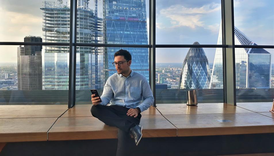 Novo assegura que Londres és la ciutat de les oportunitats.