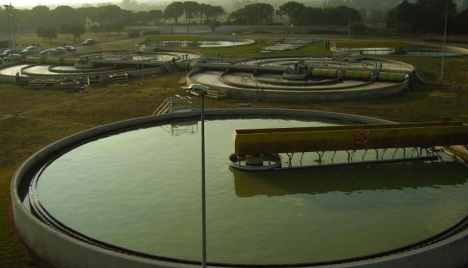 El pressupost per ampliar la depuradora de Cambrils és d'1'9 milions d'euros.