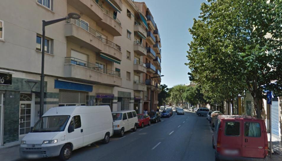 L'accident s'ha produït en un edifici que es trobava en obres al carrer Riera d'Aragó de Reus.
