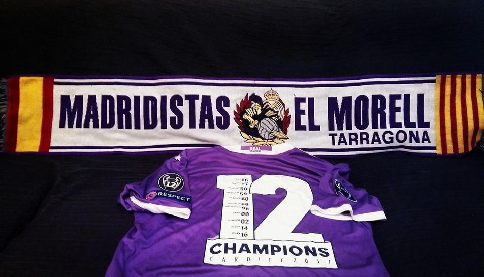 La Federación ha comunicat l'expulsió a la Peña Madridista El Morell i el seu president a través de correu electrònic i correu postal certificat.