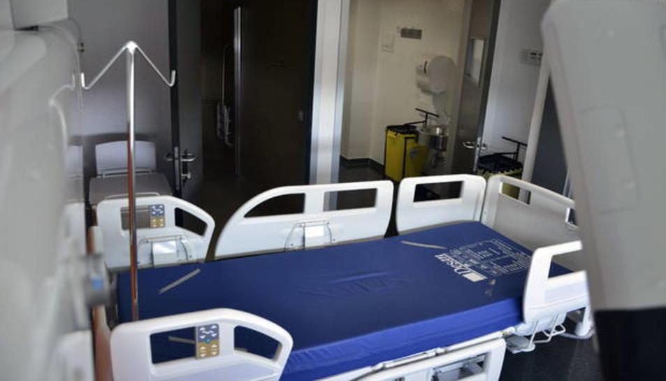 Els centres hospitalaris també milloraran els seients dedicats als acompanyants.