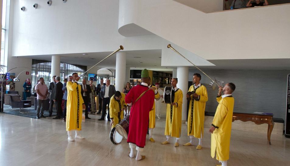 El Consolat del Marroc celebra l'Accés al Tron del Rei Mohammed VI (1)