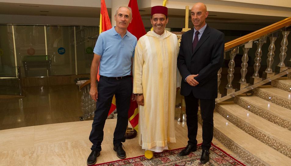 El Consolat del Marroc celebra l'Accés al Tron del Rei Mohammed VI (2)