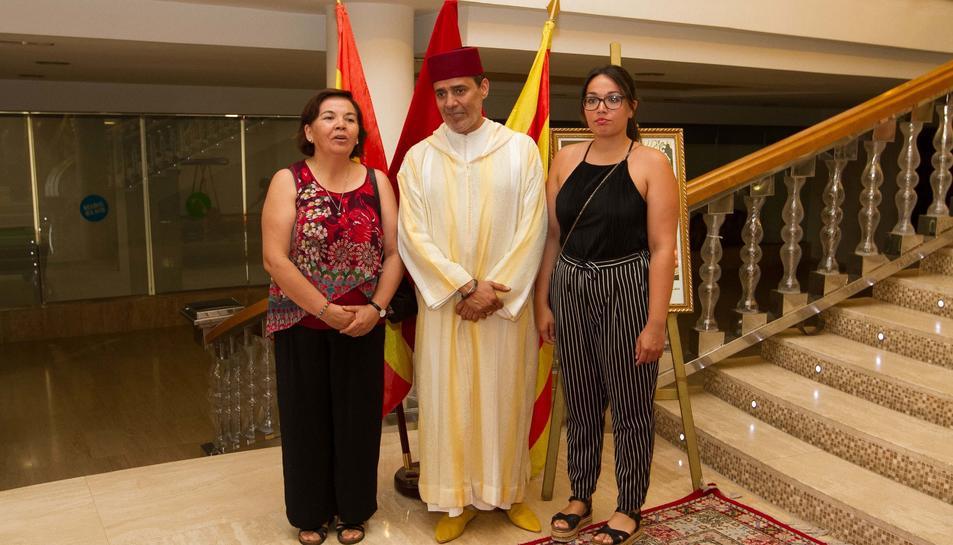 El Consolat del Marroc celebra l'Accés al Tron del Rei Mohammed VI (3)