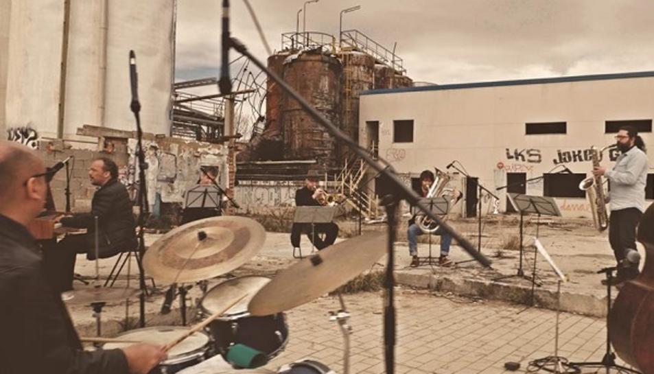 Iván Sáez i el seu grup actuaran dijous a l'exterior de la Pallisa de l'Era del Senyor.
