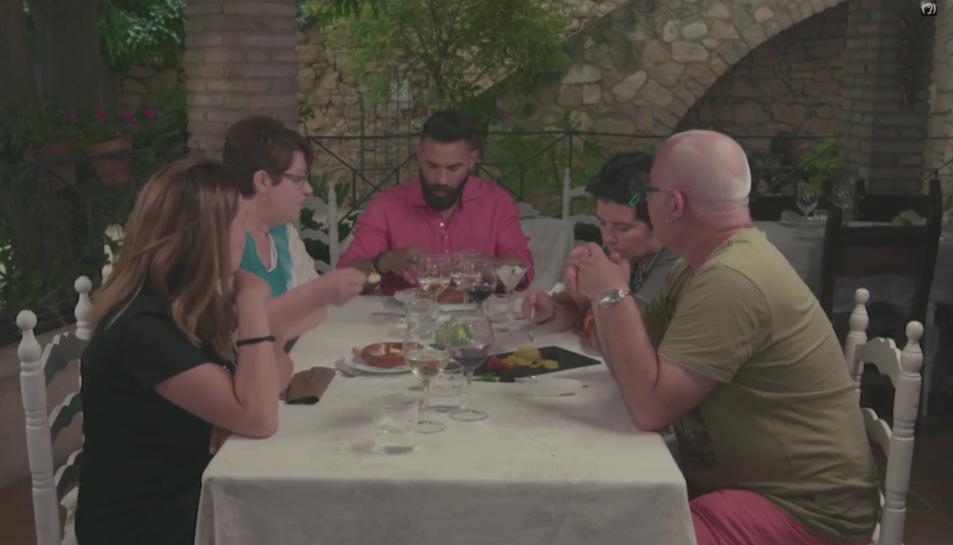El capítol dedicat a buscar el millor restaurant de brasa de les Muntanyes de Prades s'emetrà la nit d'aquest dimecres, 8 d'agost.