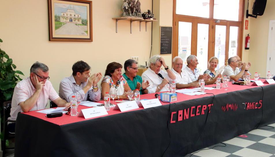 Els sis metges participants tenen vincles amb el municipi de Roda.
