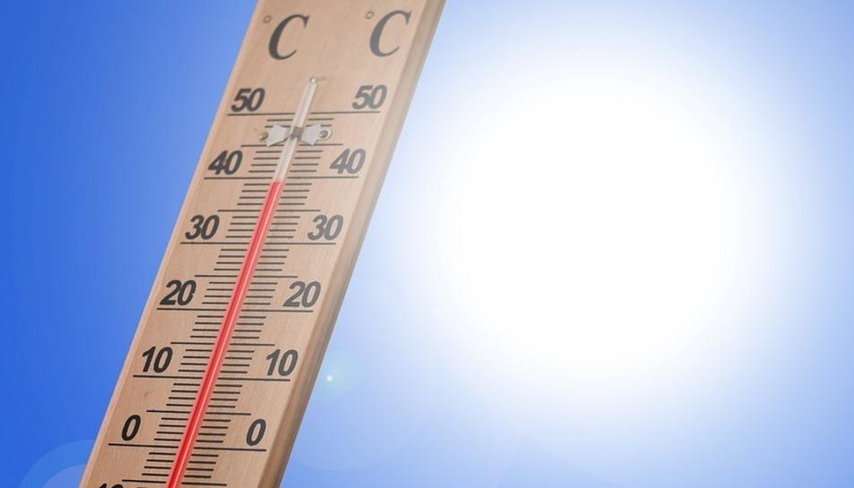 Les temperatures continuen sent molt elevades.