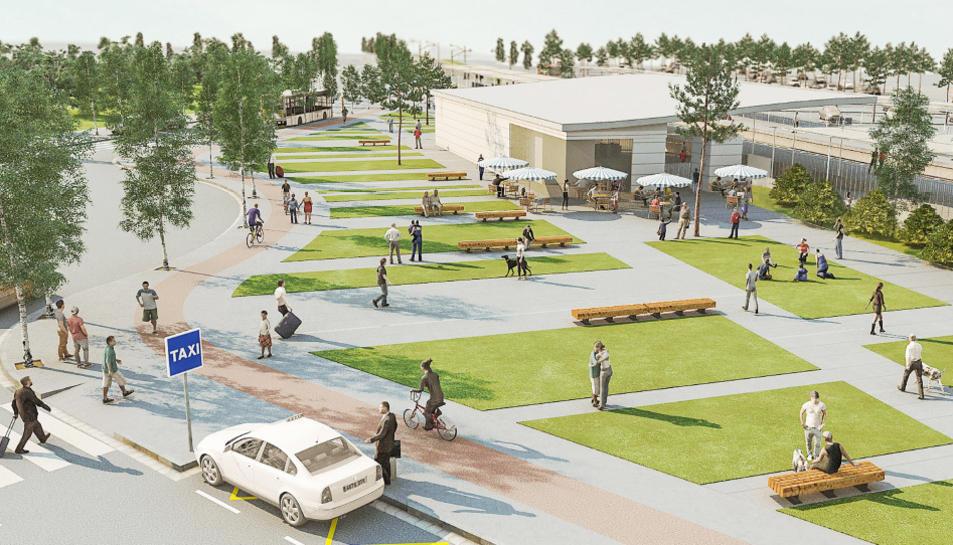 Territori preveu la construcció del baixador a 4 quilòmetres de les estacions de Reus i de Vila-seca.