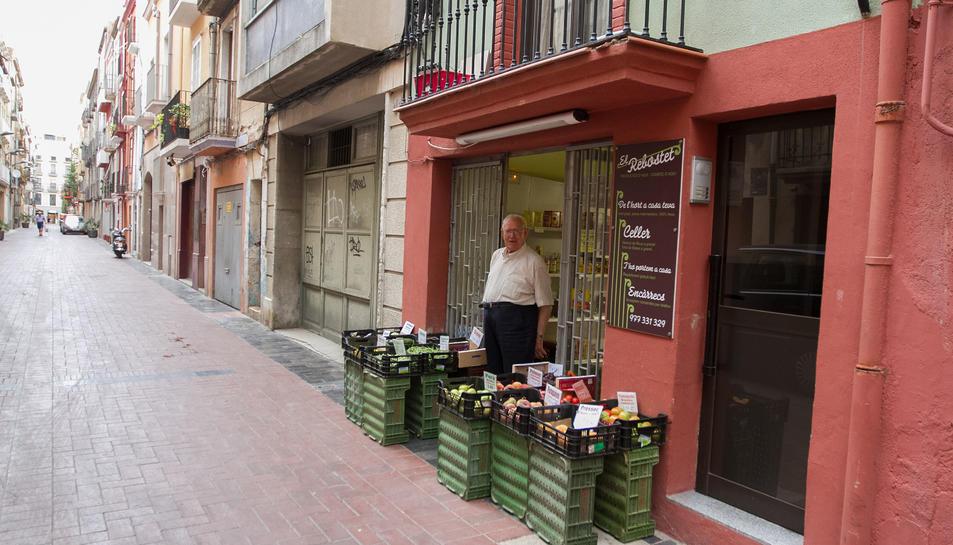 La finalitat de la iniciativa és fomentar el desenvolupament local del barri.