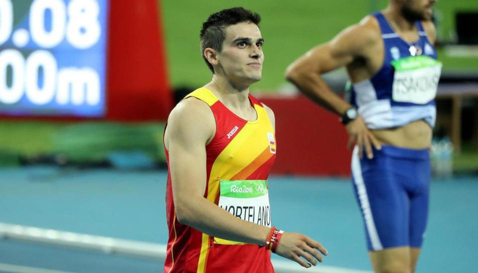 El corredor ha retornat a la competició europea després de 23 mesos.